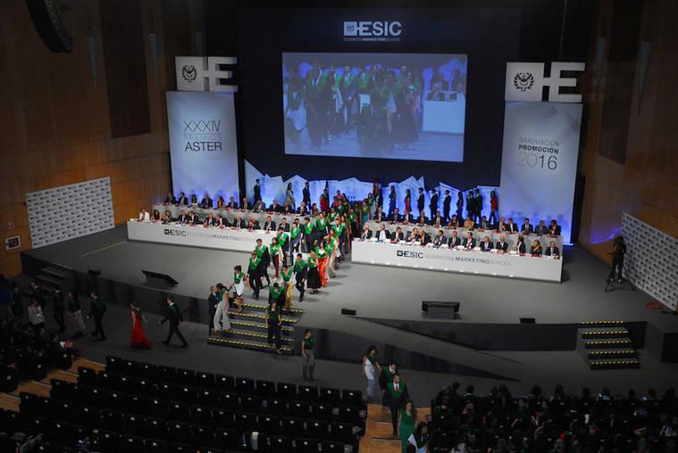 ESIC entrega los XXXIV Premios Áster