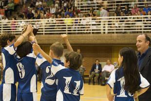 Pozuelo premia a los participantes en los Juegos Deportivos Municipales