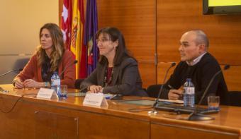 La alcaldesa de Pozuelo de Alarcón presenta el Estudio de Movilidad de la ciudad