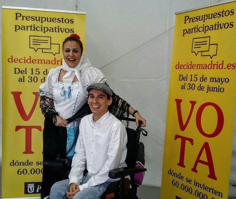 Última fase de los primeros presupuestos participativos de Madrid