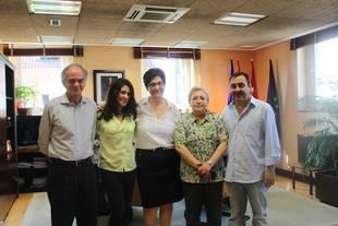 Pérez Quislant se reúne con los representantes sindicales