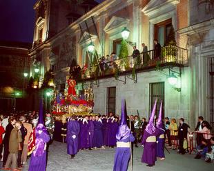 Dispositivos de circulación y procesiones de Madrid en Semana Santa