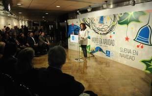 Programación cultural de la campaña de Navidad 2014 en Madrid