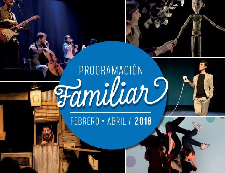 Arranca la programación familiar en los auditorios de la Escuela de Música y el espacio cultural Volturno