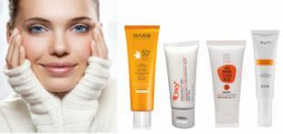 Protección solar en invierno para una piel sana