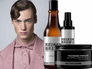 Nuevo Thickening aporta al cabello un aspecto instantáneo de grosor y densidad