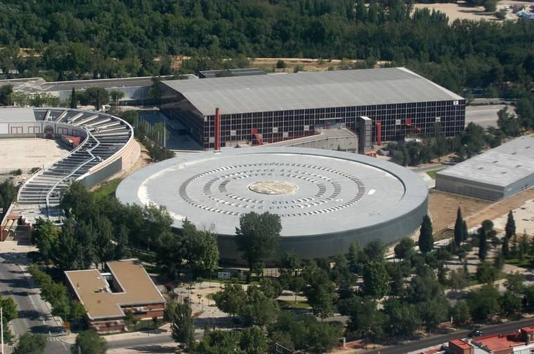 Pabell n de cristal llega la 49 edici n del rastrillo de nuevo futuro - Recinto ferial casa de campo madrid ...