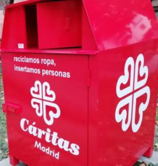 """Cáritas abre una tienda de """"Moda-Re"""": Más Allá del Reciclado de Ropa"""