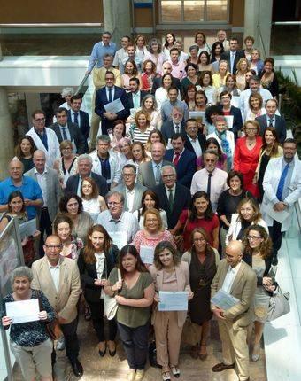 Credencial Oro para 6 hospitales de la red pública por su labor frente al tabaquismo