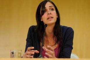 Rita Maestre, portavoz del Gobierno municipal de Madrid