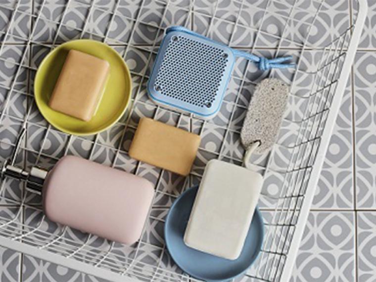 Nuevo altavoz Bluetooth para cantar bajo la ducha