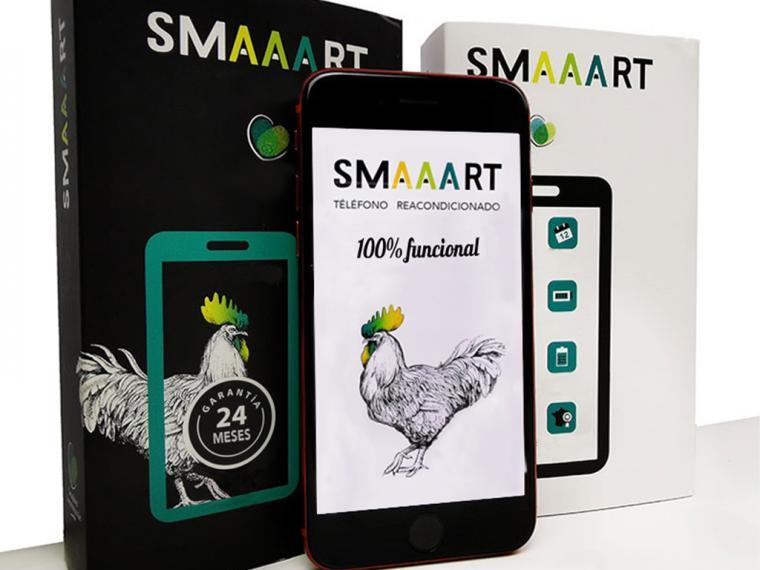 Esta Navidad regala móviles sostenibles y 100% funcionales con SMAAART