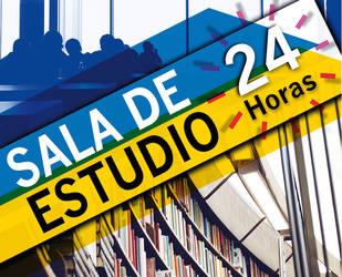 Biblioteca 24 horas en Moncloa-Aravaca