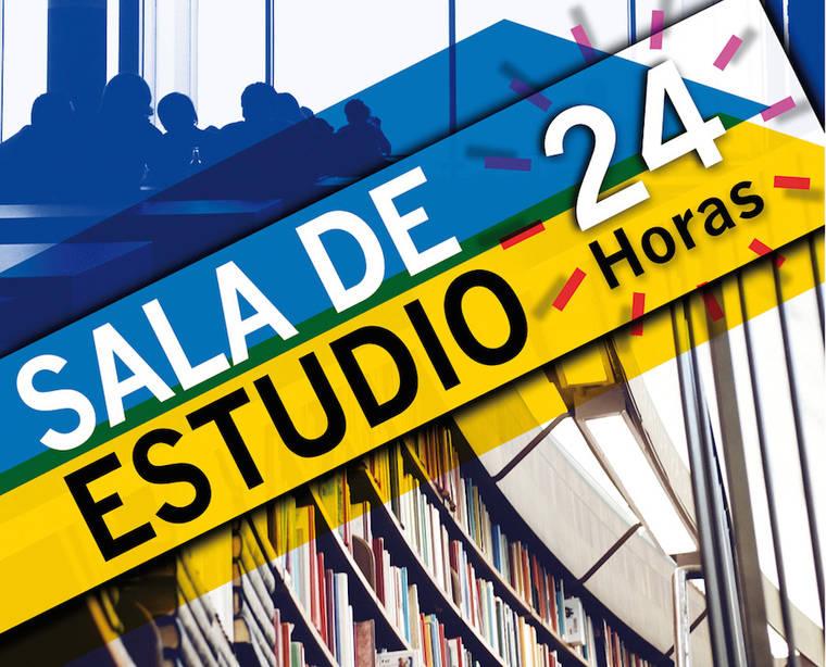 La sala de estudio municipal de Moncloa-Aravaca amplía su horario en época de exámenes