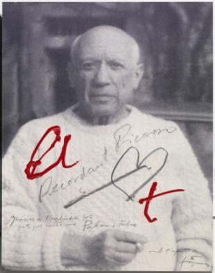 El Museo Picasso acoge una exposición que reinterpreta la imagen del artista malagueño