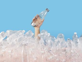 Olvídate de cargar con botellas en época de confinamiento