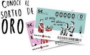 Cruz Roja presenta la campaña del sorteo del Oro 2016 en Moncloa-Aravaca