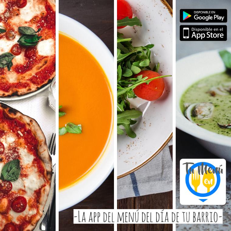 La app para consultar el menú del día llega a Pozuelo