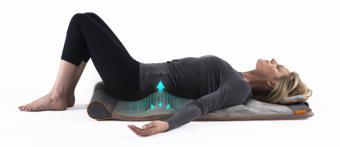 Alivia y relaja las tensiones musculares con la nueva colchoneta de stretching yoga tailandés