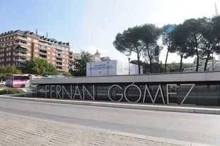 Teatro Fernán Gómez  (Centro Cultural de la Villa) de Madrid