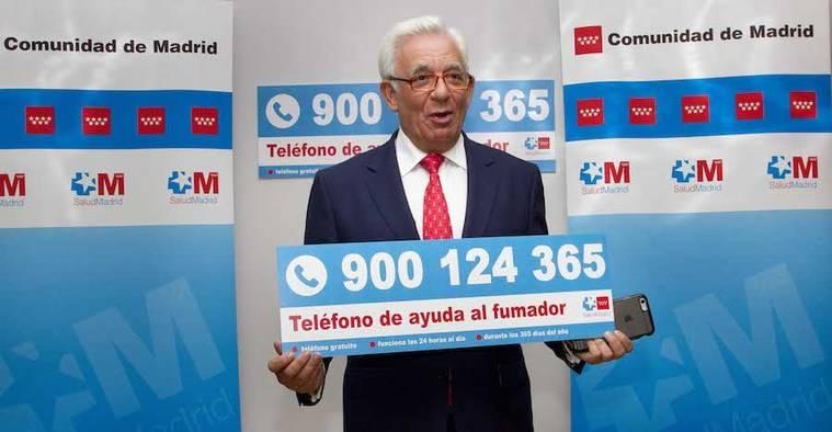 ¿Conoces el Teléfono de Ayuda al Fumador?