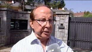 Detenido y liberado en Pozuelo José María Ruiz-Mateos