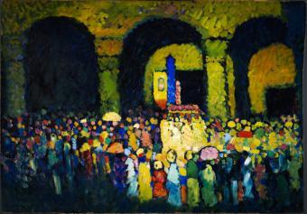 La Comunidad de Madrid colabora en la nueva exposición del Museo Thyssen dedicada al Expresionismo alemán