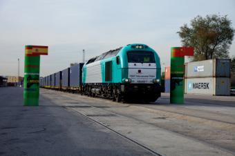 La Fundación para el intercambio entre Yiwu y España presenta el 'Viaje para descubrir el tren Madrid - Yiwu'