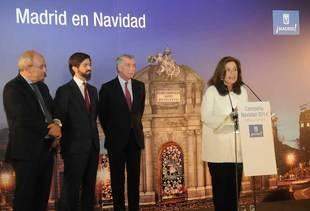 Madrid ya forma parte del circuito internacional del turismo navideño