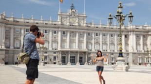 La Comunidad aumentó casi un 4,7% en la llegada de turistas extranjeros