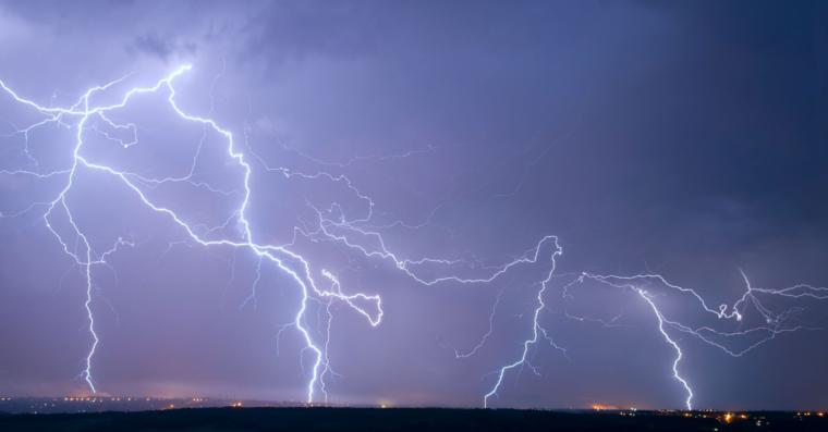 Los madrileños podrán experimentar por primera vez la mayor tormenta eléctrica de la historia de España
