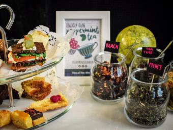 """""""PepperMint Tea Time"""": Disfruta de la hora del té al más puro estilo british"""