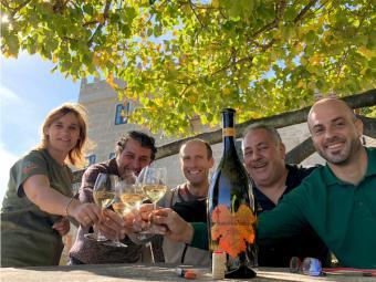 Marqués de Vizhoja recibe el premio de enoturismo 'Rutas del vino de España 2018'