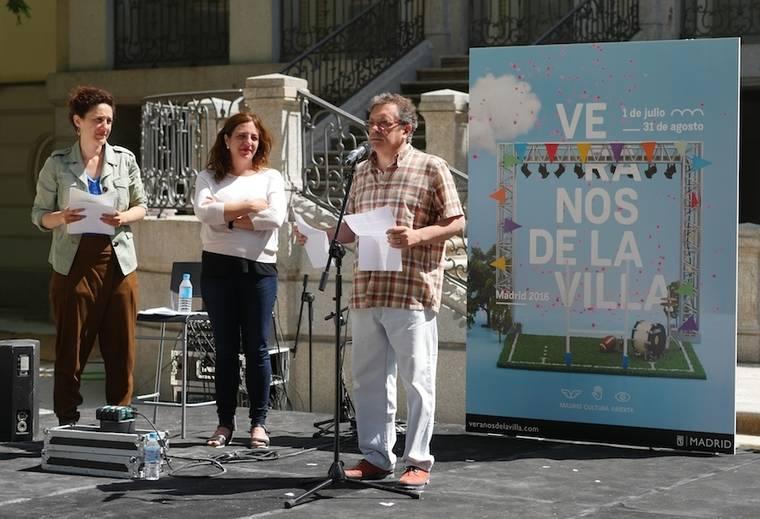 El Ayuntamiento presenta los Veranos de la Villa 2016