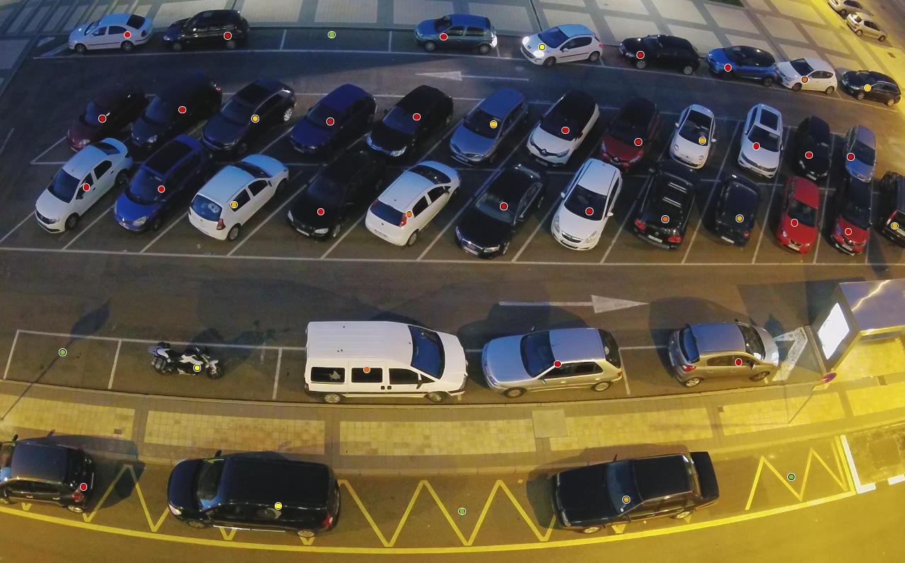 Aparcar en el centro urbano ya no es un problema, está a un golpe de 'clic'