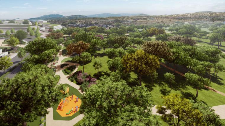 Luz verde a Montegancedo, el proyecto más ambicioso de la alcaldesa de Pozuelo