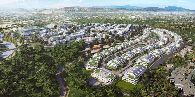 Montegancedo incrementará en 100 millones el patrimonio del Ayuntamiento de Pozuelo y creará más de 2.500 empleos