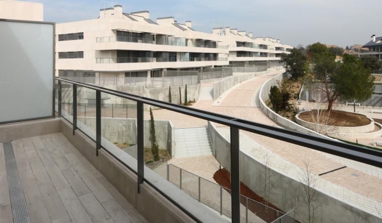 AEDAS Homes entrega su promoción Piteas, un oasis residencial en Pozuelo de Alarcón