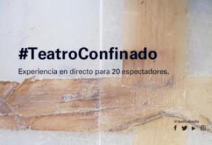La Comunidad de Madrid promueve seis nuevos espectáculos de #TeatroConfinado en La Abadía
