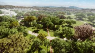 Montegancedo promueve espacios naturales para todos en Pozuelo