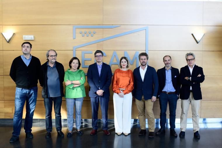 La Comunidad de Madrid apuesta por la formación cinematográfica y audiovisual