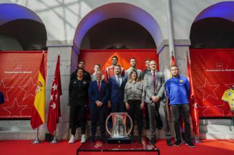 La Comunidad de Madrid, centro del balonmano español al acoger la Copa del Rey