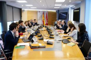 Madrid, Murcia y Andalucía intercambian buenas prácticas universitarias, de ciencia e innovación