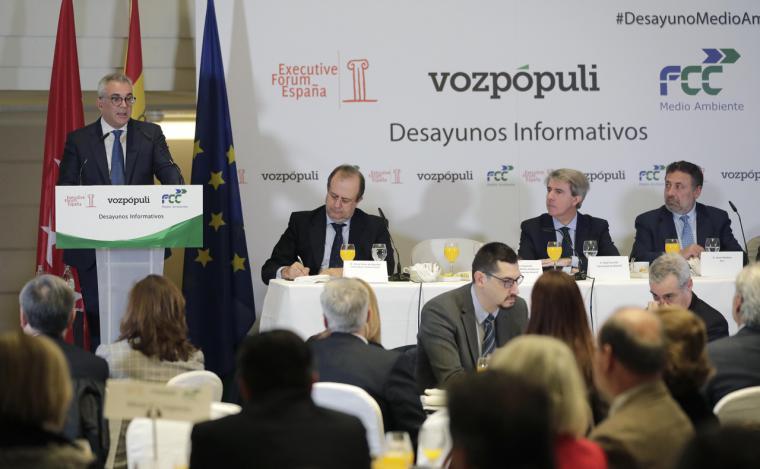 La Comunidad establecerá seis escenarios en el Protocolo Marco de Calidad del Aire