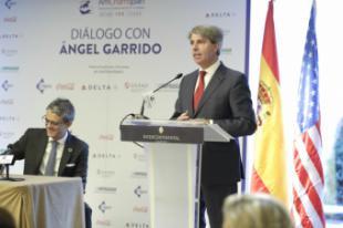 Garrido anima a los inversores estadounidenses para que elijan la Comunidad de Madrid por su libertad y solvencia