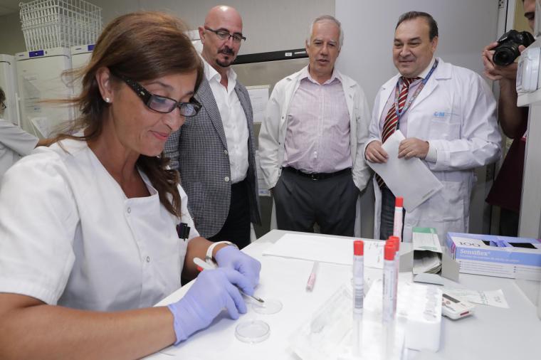 La Paz pondrá en marcha un estudio sobre el síndrome de Wolf-Hirschhorn