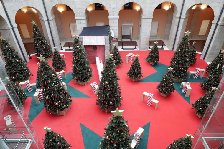 La Comunidad de Madrid organiza esta Navidad actividades culturales para los más pequeños