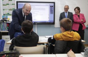 El colegio público bilingüe Los Ángeles se transformará en centro de Educación Infantil, Primaria y Secundaria (CEIPSO)