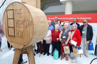 La Comunidad celebra el Día de las Personas de Edad con actividades en el Hospital Puerta de Hierro