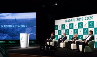 """Garrido: """"La Copa Davis confirmará el liderazgo deportivo de la Comunidad de Madrid"""""""